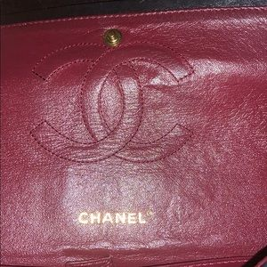 CHANEL Bags - Black and gold Chanel classic medium handbag